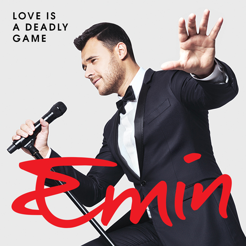 Love Is a Deadly Game CD, 2016